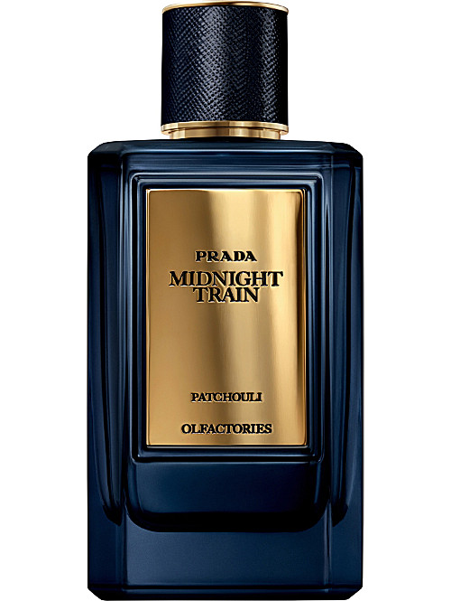 Prada Midnight Train Patchouli