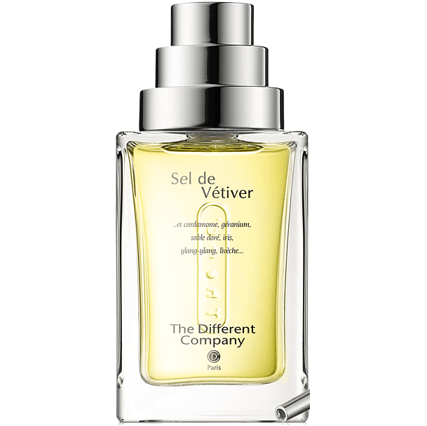 the DC Sel de Vetiver